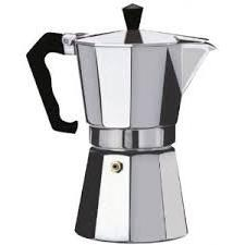 12 Cup Italian Style Expresso Coffee Maker Gas Electric Kitc