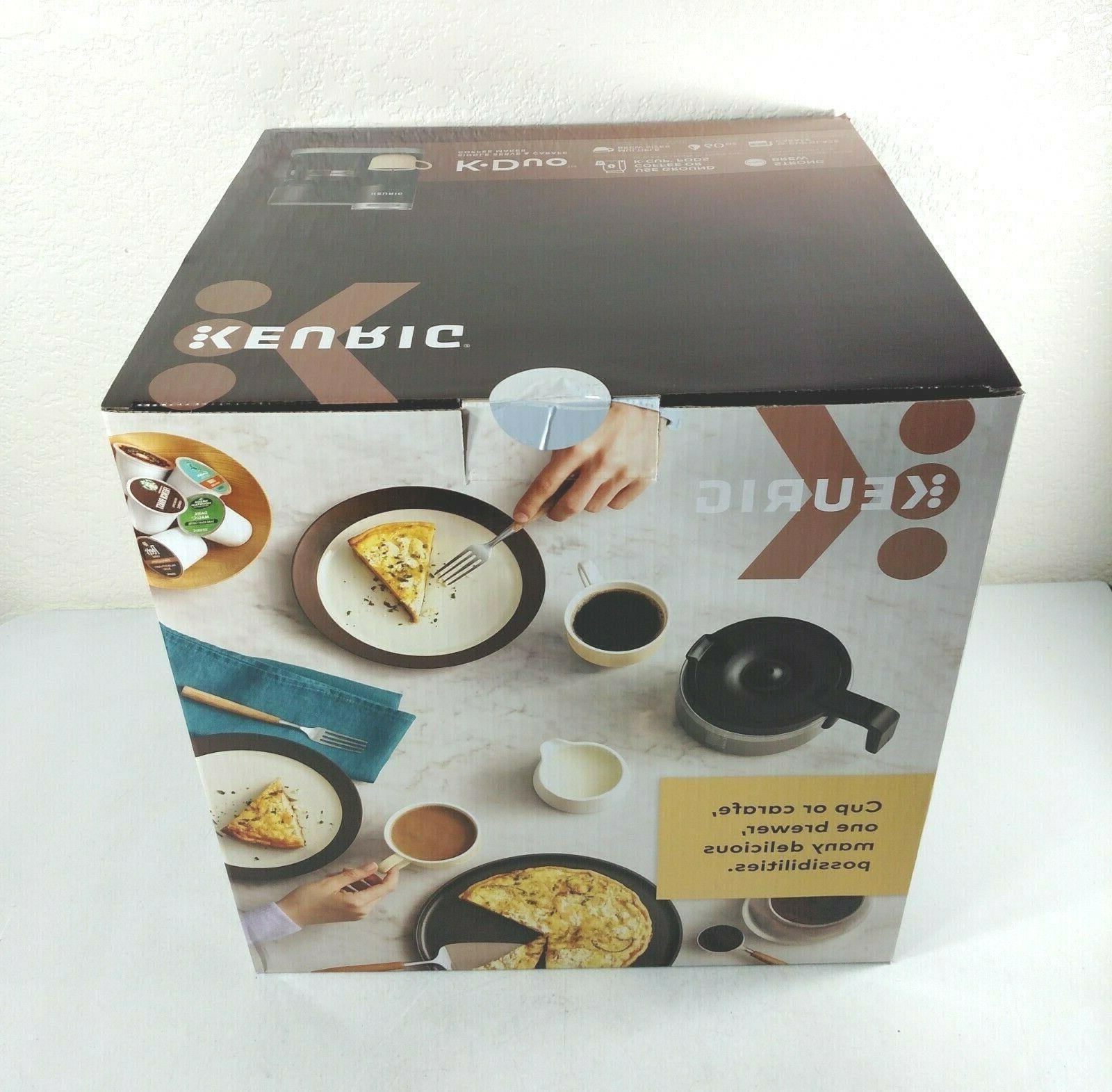 Keurig Single Serve Carafe Coffee Brewer
