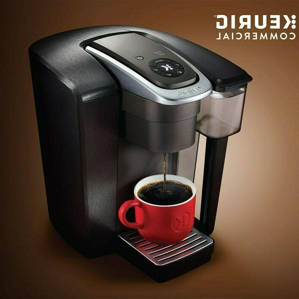 k1500 commercial coffee maker black