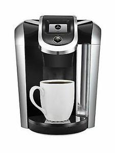 Keurig K450 4 Cups Coffee And Espresso Maker - WHITE.Brand N