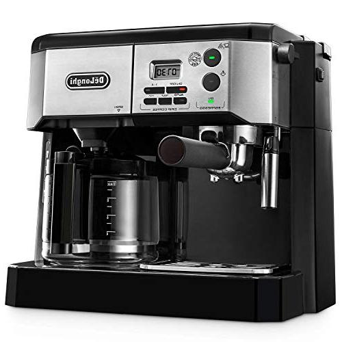 longhi combination espresso coffee machine