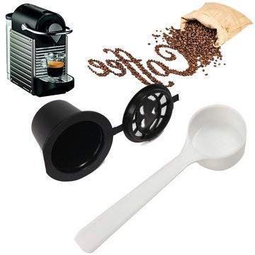 macerdonia coffee capsule cup