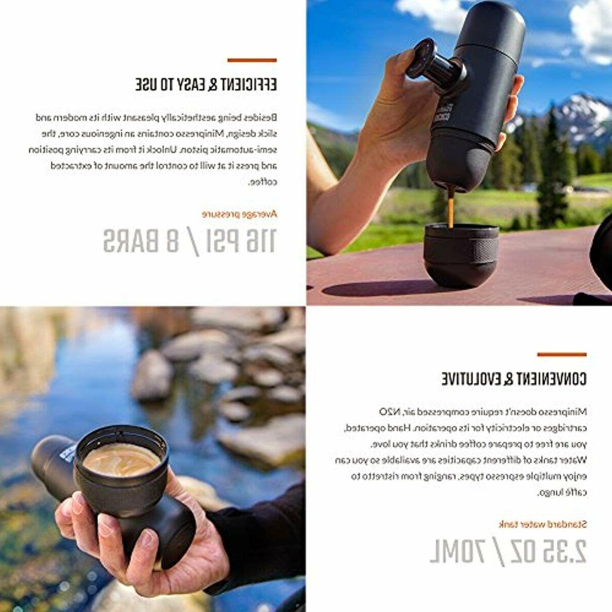 Minipresso Original Capsules, Maker
