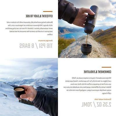 Wacaco Minipresso Espresso Maker