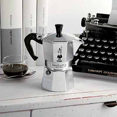 Moka Cup Espresso Maker Stovetop Pots Kitchen Dining