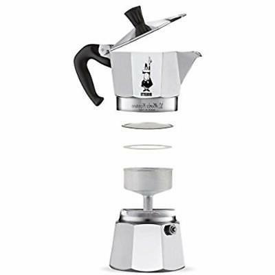 "Moka 3 Espresso Maker 06799 Pots Kitchen "" Dining"