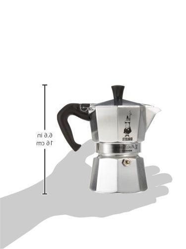 Bialetti Moka Express 3 Cup Espresso