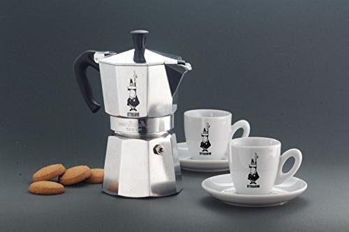 Bialetti Moka Express Cup Espresso Maker 06799