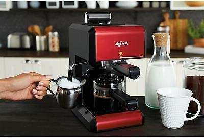 mr coffee bvmc ecm270r steam espresso maker