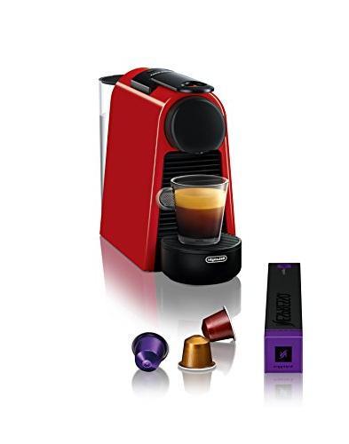 Nespresso Essenza Machine Aeroccino,
