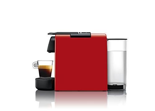 Nespresso Machine by De'Longhi with Aeroccino,