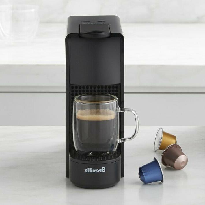 nespresso essenza mini espresso maker machine by