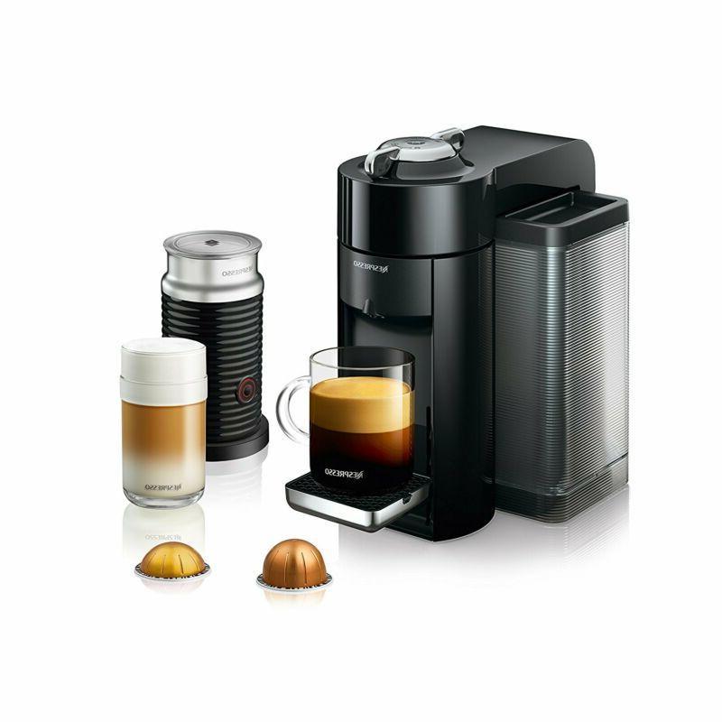 Nespresso and Espresso Aeroccino