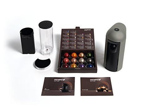 Nespresso VertuoPlus and Espresso Machine by White