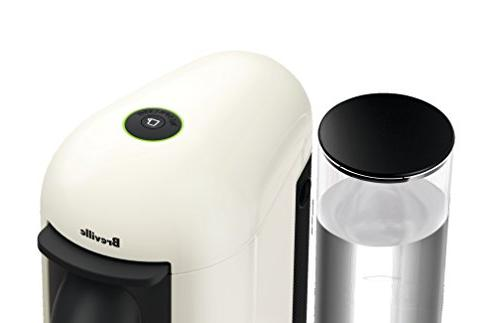 Nespresso VertuoPlus Espresso Machine by White