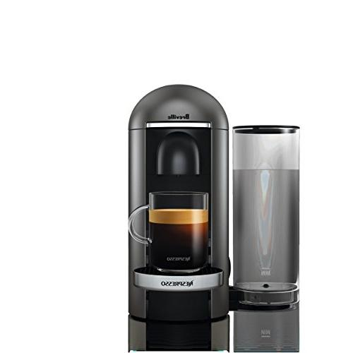 Nespresso VertuoPlus Coffee and with by Titan