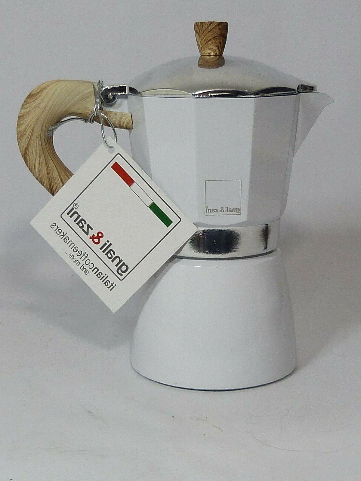 stove top maker -Black