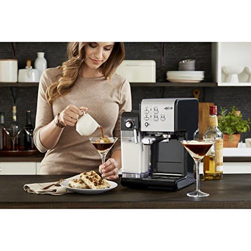 Mr. One-Touch Espresso Maker and Machine