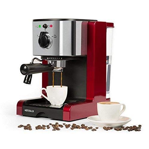 passionata rossa 20 espresso machine