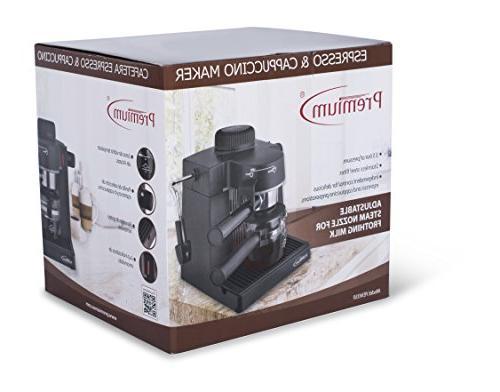 Premium PEM350 Espresso Cappuccino Latte Hot