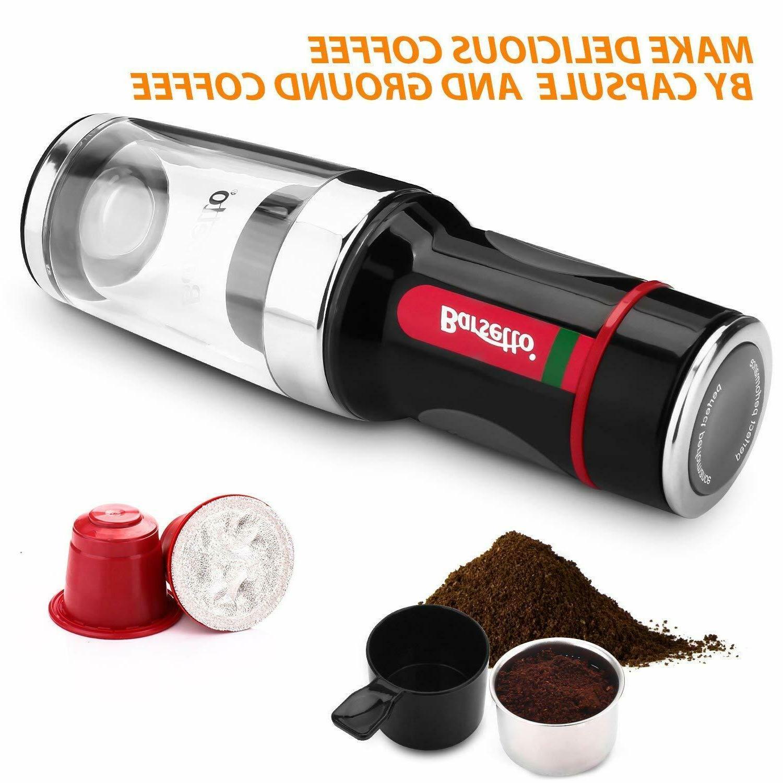 Barsetto Capsule Coffee Espresso Coffee Machine
