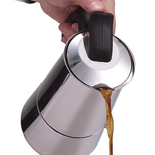 Primula Pes4606 Espresso Maker Capacity