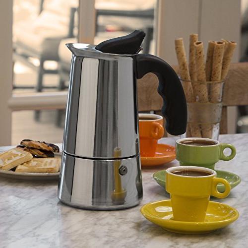 Primula Espresso Maker 6 Capacity