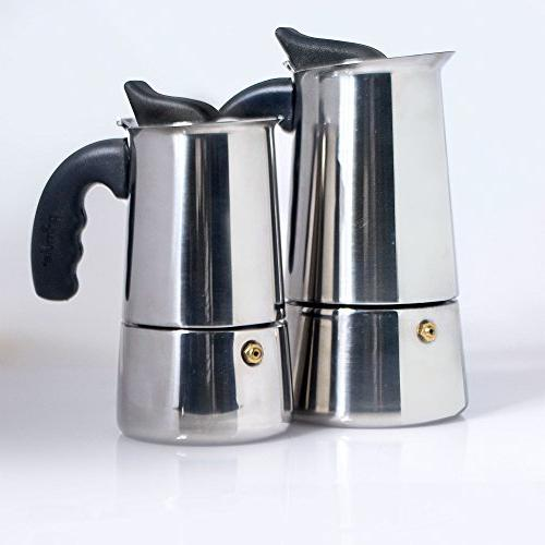 Primula Pes4606 Stovetop Espresso Capacity