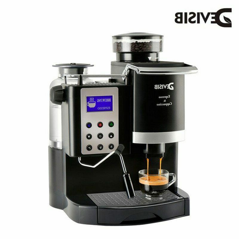 Professional All-in-One Espresso Coffee Machine Americano Ma