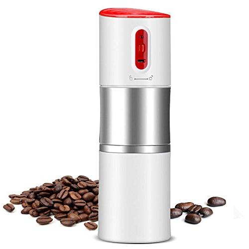 rechargeable coffee grinders battery operated