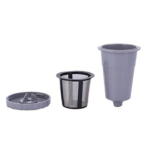 reusable coffee filter stainless steel