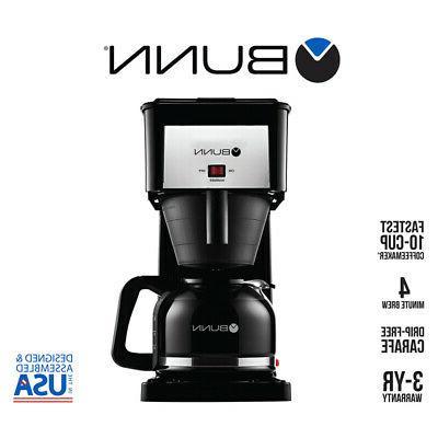BUNN Speed 10 Coffee Maker