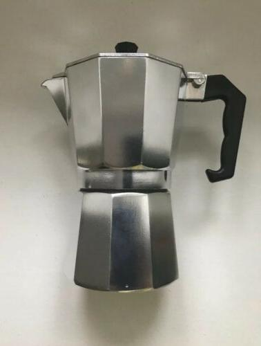 Maggift Moka Pots Coffee Aluminum