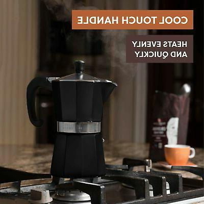 Bellemain Espresso Moka Black