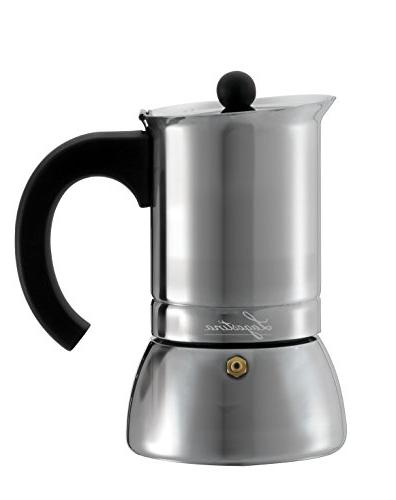 t9910464 stainless steel espresso coffee