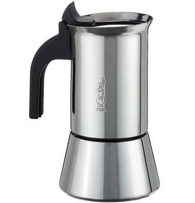 venus induction stainless steel stovetop percolator espresso