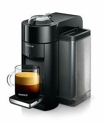 Nespresso Vertuo De'Longhi, Black