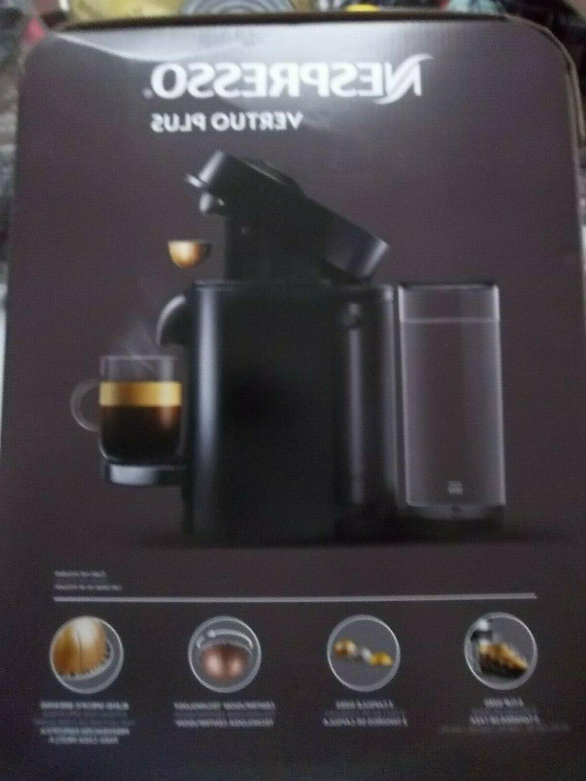 Nespresso Vertuo Deluxe Coffee and *NEW*