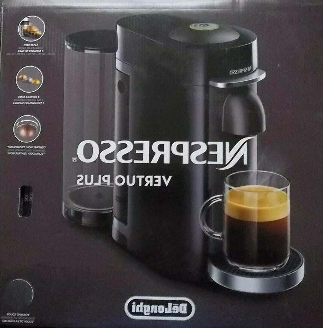 vertuo plus deluxe coffee and espresso maker