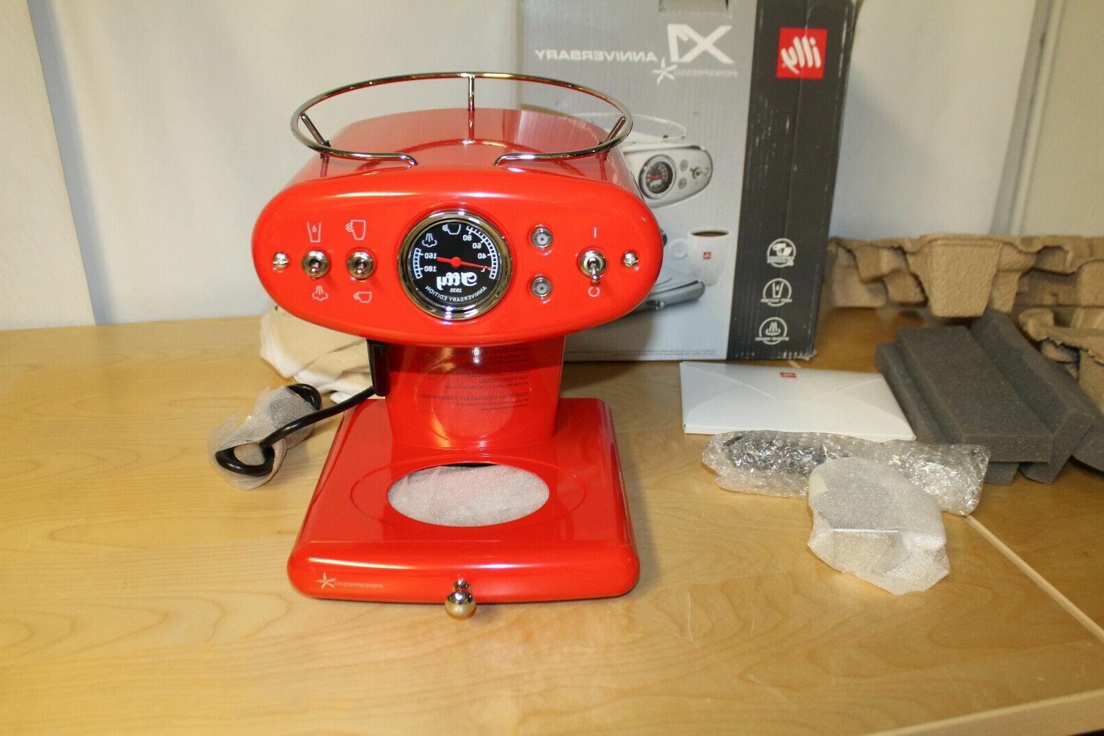 Espresso Coffee - RED - NEW
