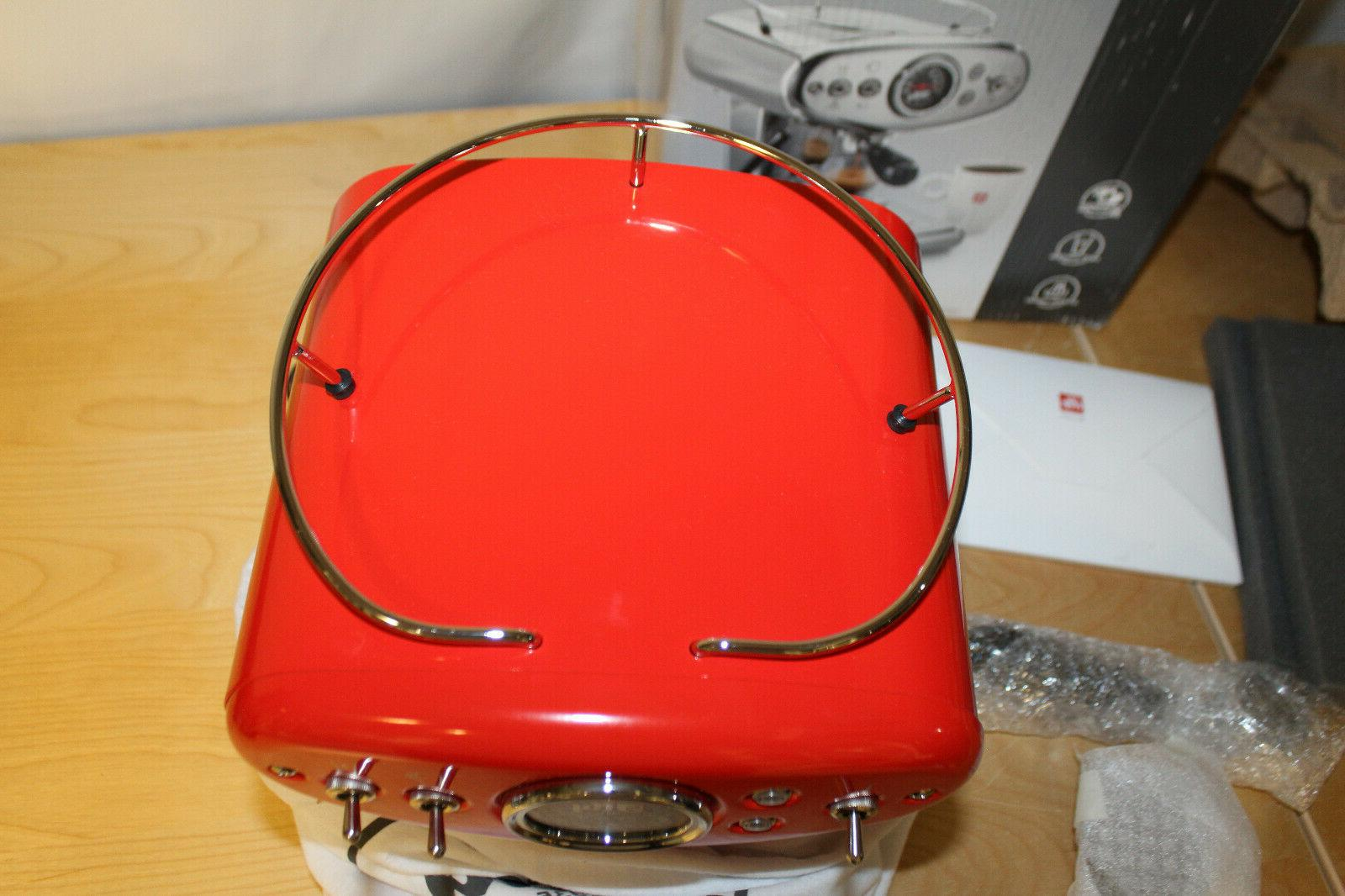 Illy X1 Anniversary 1935 Espresso - RED - -