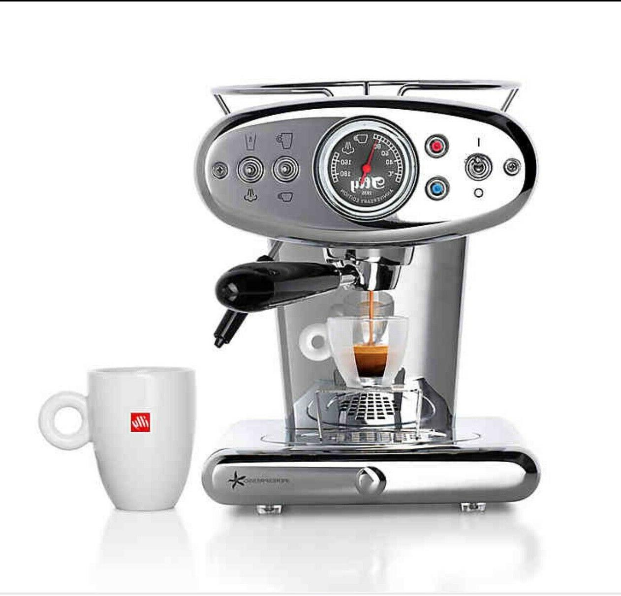 illy® Anniversary Single Serve Coffee Maker