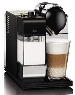 DeLonghi Lattissima Nespresso Silver Capsule Espresso and Ca