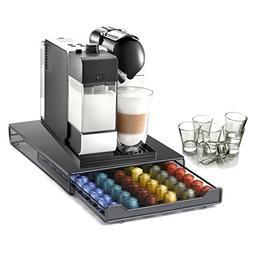 DeLonghi Lattissima Plus Capsule White Espresso and Cappucci