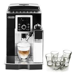 DeLonghi Magnifica S Black Smart Automatic Cappuccino Machin