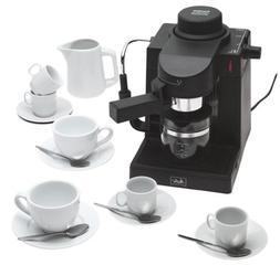 Melitta MEXKITB Espresso Maker with 20-Piece Kit