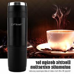 Mini Portable Espresso Coffee Maker Capsule Electric Espress