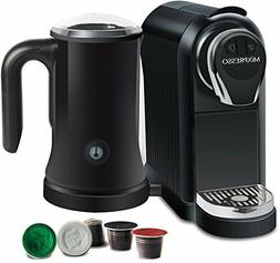 Mixpresso Espresso and Cappuccino maker for Nespresso capsul