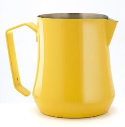 Motta MO-04250/00 Stainless Steel Tulip Milk Pitcher/Jug, 17