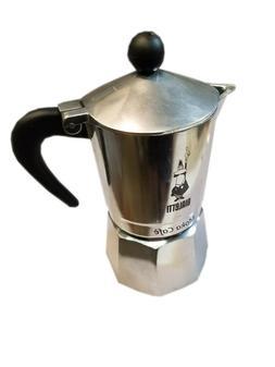 Bialetti Moka Cafe New Personal Stove Top Espresso Coffee Ma